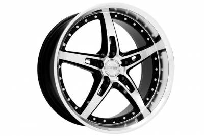 Wheels - Mercedes 4 Wheel Packages - MMR - 19 Inch GT-5 4 Wheel Set