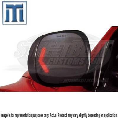 LX - Mirrors - Mito - Mito Signal Mirror Glass Replacement - 22000470