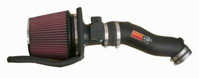 K&N. - Ford Mustang K&N Engineering Fuel Injection Performance Air Intake Kit - 92004