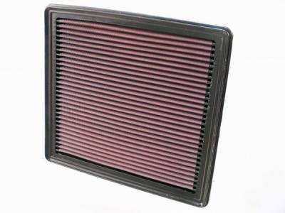 K&N. - Ford Mustang K&N Engineering Drop-In Replacement Air Filter - 92012