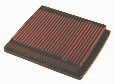 K&N. - Ford Mustang K&N Engineering Drop-In Replacement Air Filter - 92017