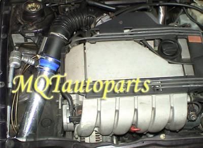 Air Intakes - OEM - MQT - Cold Air Ram Intake - 13HP
