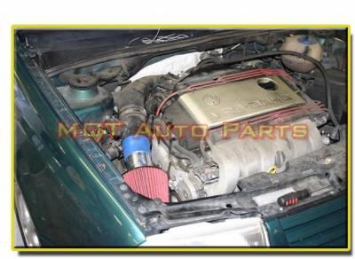 MQT - Ram Air Intake Kit 2.8L - 13HP