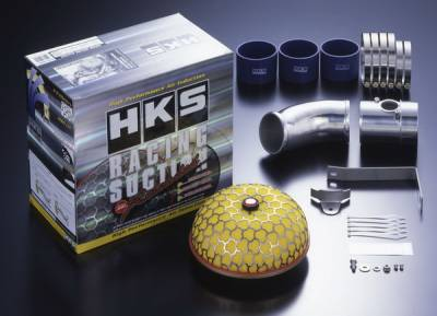 Air Intakes - OEM - HKS - Nissan 350Z HKS Racing Suction Reloaded Air Intake Kit - 70020-BN011