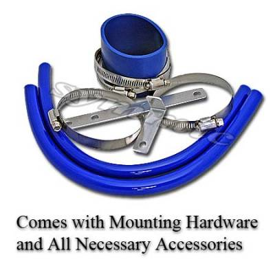 Air Intakes - OEM - MotorBlvd - NISSAN ALTIMA XE/SE/GLE SHORT AIR INTAKE/FILTER