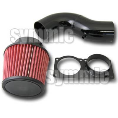Air Intakes - OEM - MotorBlvd - FORD EXPLORER V6 SHORT RAM AIR INTAKE/FILTER