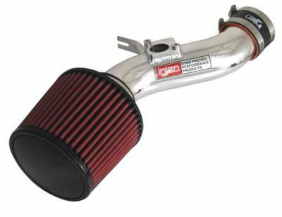 Air Intakes - OEM - Injen - Subaru WRX Injen IS Series Short Ram Air Intake System - Polished - IS1200P