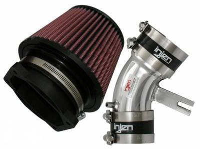 Air Intakes - OEM - Injen - Mitsubishi Lancer Injen IS Series Short Ram Air Intake System - Polished - IS1830P