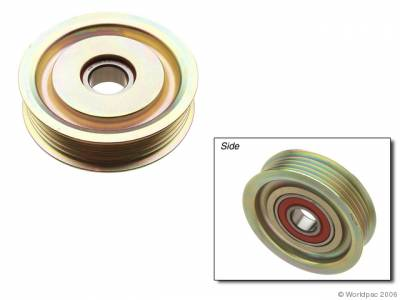 Factory OEM Auto Parts - OEM Engine and Transmission Parts - OEM - Acc Belt Tension Pulley