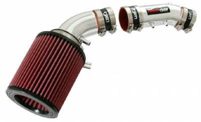 Air Intakes - OEM - Injen - Toyota Tacoma Injen Power-Flow Series Air Intake System - Wrinkle Black - PF2050WB