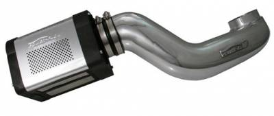 Air Intakes - OEM - Injen - Hummer H2 Injen Power-Flow Series Air Intake System - Wrinkle Black - PF7062WB