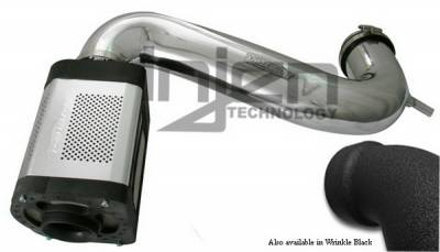 Air Intakes - OEM - Injen - Dodge Ram Injen Power-Flow Series Air Intake System - Wrinkle Black - PF8050WB