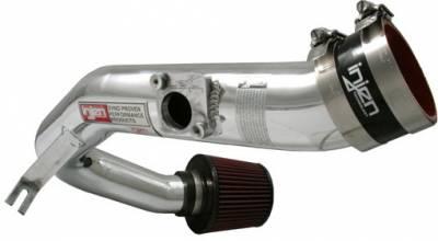 Air Intakes - OEM - Injen - Subaru WRX Injen RD Series Cold Air Intake System - Wrinkle Red - RD1200WR