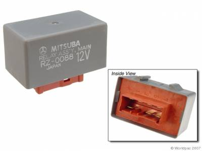 Factory OEM Auto Parts - Electrical System Parts - OEM - Fuel Pump Relay