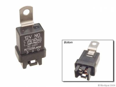 Factory OEM Auto Parts - Electrical System Parts - OEM - Fog Light Relay