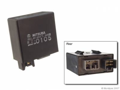 Factory OEM Auto Parts - Electrical System Parts - OEM - Fuel Injection Relay