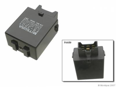 Factory OEM Auto Parts - Electrical System Parts - OEM - Flasher Relay