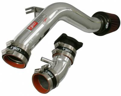 Air Intakes - OEM - Injen - Nissan Altima Injen RD Series Cold Air Intake System - Polished - RD1975P
