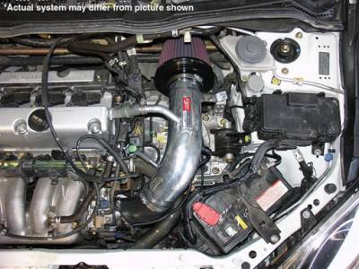 Air Intakes - OEM - Injen - Honda Civic Injen SP Series Short Ram Air Intake System - Black - SP1476BLK