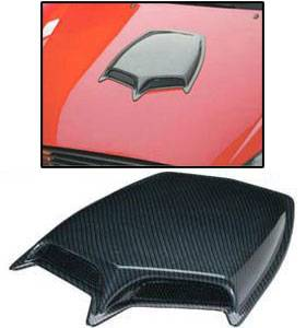 Factory OEM Auto Parts - Hoods - OEM - Hood Scoop