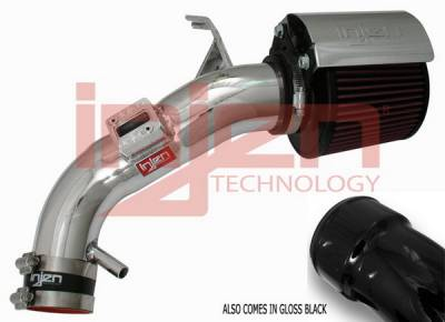 Air Intakes - OEM - Injen - Nissan Altima Injen SP Series Short Ram Air Intake System - Black - SP1974BLK