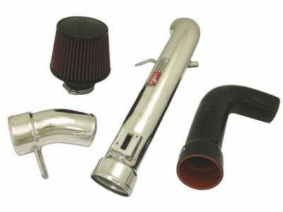 Air Intakes - OEM - Injen - Nissan 350Z Injen SP Series Cold Air Intake System - Black - SP1986BLK