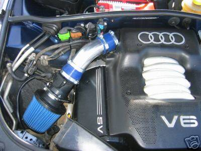 Air Intakes - OEM - Intake - A4 intake 2.8L V6