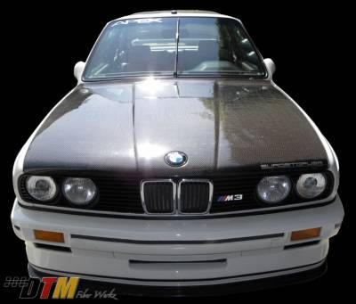 3 Series 2Dr - Hoods - DTM Fiberwerkz - BMW 3 Series DTM Fiberwerkz OEM Style Hood