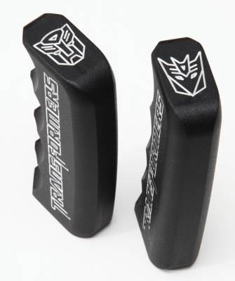 Defenderworx - Chevrolet Camaro Defenderworx Decepticon Manual Gear Shifter - Two-Tone - TT1021