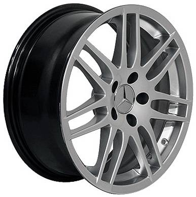 Wheels - Mercedes 4 Wheel Packages - EuroT - 17 Inch 580 - 4 Wheel Set