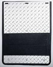 Suv Truck Accessories - Mud Flaps - Deflecta-Shield - GMC CK Truck Deflecta-Shield 930 Series Splash Guard - Diamond Design - 935K