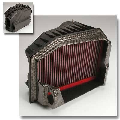Air Intakes - OEM - FabSpeed - MAXFLO CUP High Performance Air Intake System