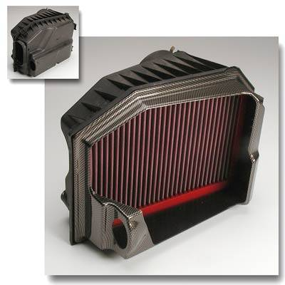 Air Intakes - OEM - FabSpeed - CUP High Performance Air Intake System