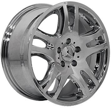 Wheels - OEM - EuroT - 17 Inch 10S - 4 Wheel Set