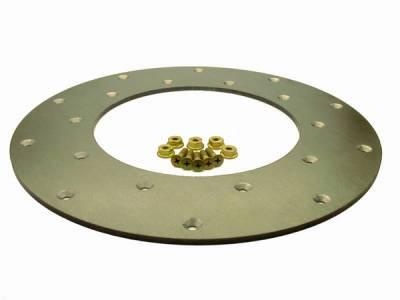 Performance Parts - Performance Clutches - Fidanza - Mercury Capri Fidanza Flywheel Friction Plate Kit - 229001