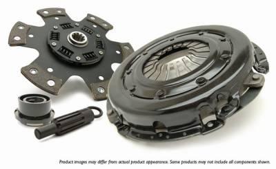 Performance Parts - Performance Clutches - Fidanza - Nissan 300Z Fidanza Four Point Three Clutch - 341073