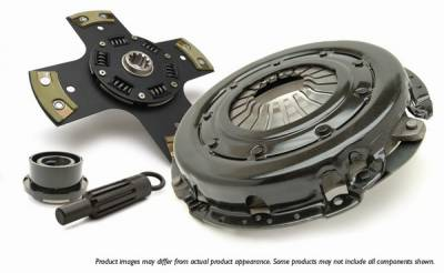 Performance Parts - Performance Clutches - Fidanza - Nissan 200SX Fidanza Three Point Two Clutch - 341192