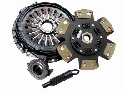 Performance Parts - Performance Clutches - Fidanza - Mitsubishi Evolution 8 Fidanza Three Point Two Clutch - 361012