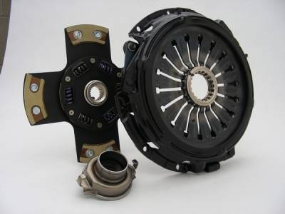 Performance Parts - Performance Clutches - Fidanza - Mitsubishi Evolution 8 Fidanza Three Point Two Clutch - 361342