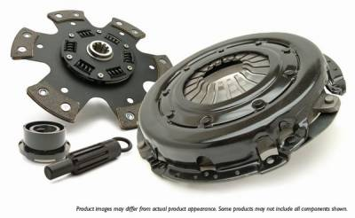 Performance Parts - Performance Clutches - Fidanza - Ford Focus Fidanza Four Point Three Clutch - 381463
