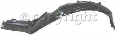 Factory OEM Auto Parts - OEM - OEM - Front Splash Shield Lh (Driver Side)