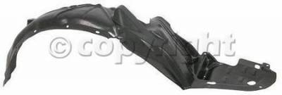Factory OEM Auto Parts - Fenders - OEM - Front Splash Shield Rh (Passenger Side)