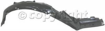 Factory OEM Auto Parts - OEM - OEM - Front Splash Shield Rh (Passenger Side)