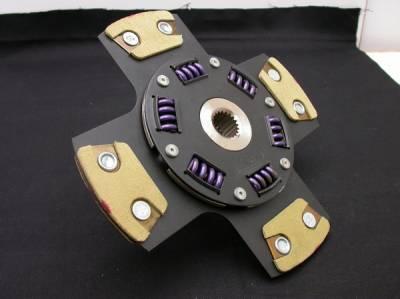 Performance Parts - Performance Clutches - Fidanza - Honda Prelude Fidanza Three Point Two Clutch - 391152