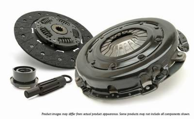 Performance Parts - Performance Clutches - Fidanza - Chevrolet Camaro Fidanza Two Point One Clutch - 391571
