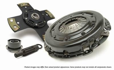 Performance Parts - Performance Clutches - Fidanza - Chevrolet Corvette Fidanza Three Point Two Clutch - 392452