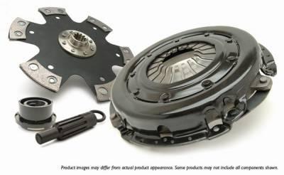 Performance Parts - Performance Clutches - Fidanza - Chevrolet Corvette Fidanza Five Point Four Clutch - 392454