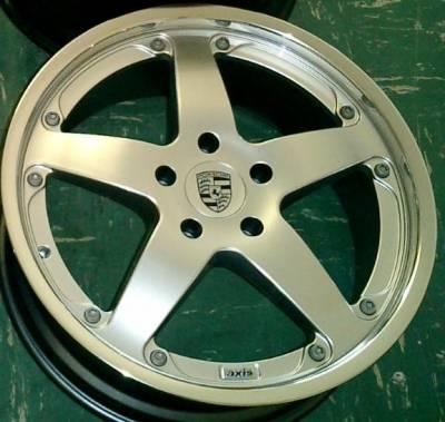Wheels - Porsche Wheels - EXE - 20 Inch EXE - 4 Wheel Set
