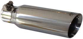 Factory OEM Auto Parts - OEM Exhaust Parts - OEM - Performance Exhaust Tip