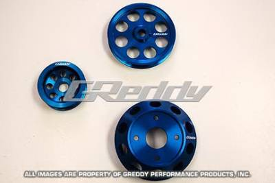 Performance Parts - Pulleys - Greddy - Nissan 180SX Greddy Master Cylinder Pulley Kit - 13522122